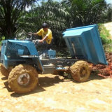 18HP Yanmarのディーゼル機関の農場トラクターのダンプ