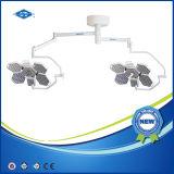 Fabrik-Preis LED-des Shadowless chirurgischen Betriebslichtes (SY02-LED5+5-TV)