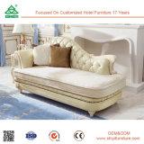Modernes klassisches nordisches Dichter-Replik-Sofa mit den festes Holz-Beinen zwei Seater
