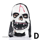 Maskers van de Partij van Halloween van het Kostuum van het Masker van het latex de Enge Luxe, de Maskers van Cosplay van de Partij