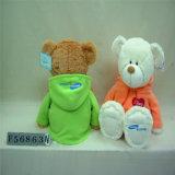 Ours de nounours fait sur commande de jouet de peluche de cadeau de promotion de Cpsc