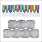 Polvere del colorante di arte del chiodo dell'unicorno di spostamento del Chameleon dello specchio del bicromato di potassio del laser