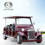 12 Seater elektrische klassische Karren-besichtigenauto-Qualitätsfahrzeuge