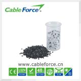 cable connecteur droit mâle de 8pin M8 pour l'appareil-photo industriel avec la conformité de la CE