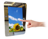 10-98デジタル表記LCDのパネルスクリーンを広告するインチのビデオプレーヤーの表示