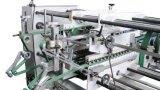 Carpeta automática Gluer/rectángulo del papel acanalado que pega la máquina (DG-2400)