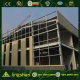 Casa económica de la estructura del metal del bajo costo