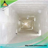 Four à tunnel rayant le module de fibre en céramique avec l'attache