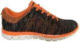 Chaussures tricotées pour les sports des hommes courant les chaussures (815-6319)