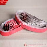 abrasivos de cerámica roja lijado con cinta (distribuidor 3m)