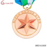 安い習慣3Dの銅の記念品メダル(LM1256)