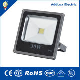 セリウムUL Outdoor IP66 COB 10W - 30W LED Flood Light