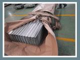 Лист крыши оцинкованной волнистой стали палубы пола строительного материала
