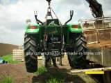 Weifang Luzhong Farm Wheel Tractor 750, 75HP, 2WD Hot Sale