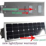 Alta calidad toda en una luz de calle solar de 30W LED