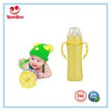Frasco de alimentação largo do aço inoxidável da garganta para o bebê