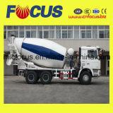 競争の品質の工場8cbm自動具体的なミキサーのトラック
