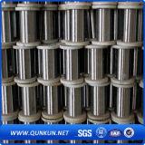 0.02 bis 5.0mm, 10kgs und 20s pro RollenEdelstahl-Draht auf Verkauf