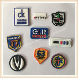 Logotipo feito sob encomenda de Stikers do silicone