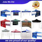 2016 de Ontzagwekkende Tent van Gazebo van de Markttent van de Reclame Openlucht Vouwende met Zijgevel