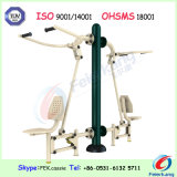 Arm Wheel Fitness Terrain de jeux Gym Amusement Outdoor Park Equipment