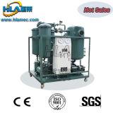 Installation de traitement de purification d'huile de turbine de vide