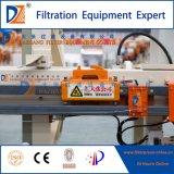 Filtre à plaques PP hydraulique pour boues d'acétylène
