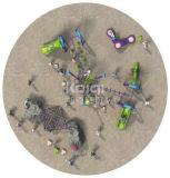 Спортивная площадка детей Kaiqi напольная взбираясь напольная совместила с несколькими игр игры (KQ60130A)