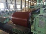 家庭電化製品の材料Prepainted電流を通された鋼鉄コイルPPGI