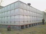 Tanque de água composto de ISO9001 GRP para o armazenamento da água bebendo