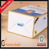 Las fábricas chinas venden al por mayor los bolsos de compras hermosos modificados para requisitos particulares de la manera, bolsa de papel (STD013)