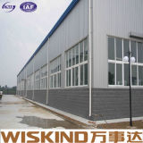 Warehouse Storage/Workshop를 위한 새로운 Light Gauge Steel Construction
