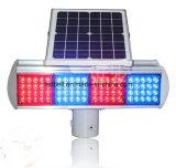 Solarverkehrs-Röhrenblitz-Warnleuchte