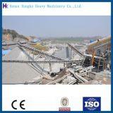 중국 수용량 10-300t/H 광업을%s 돌 턱 쇄석기