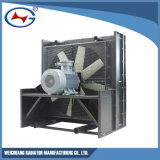 WC-Ajy1000kw-1: De Radiator van het Aluminium van het water voor Dieselmotor