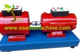 Gleichstrom-Generator-Kursleiter Gleichstrom-Maschinen-didaktisches Geräten-technische Ausbildungsanlageen