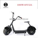 お偉方のCitycoco Harleyの電気スクーター1000W