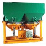 Ouro quente do processamento mineral da venda que separa a máquina do gabarito