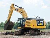 E345c, cilindro do braço de E345D, cilindro do crescimento, cilindro da cubeta para a máquina escavadora da lagarta