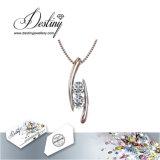 Het Kristal van de Juwelen van het lot van de Tegenhanger & de Halsband van de Oneindigheid Swarovski