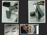 Grand coupeur de laser de commande numérique par ordinateur de feuillard de pouvoir, machine de découpage de laser pour l'aluminium, acier, de plaque métallique
