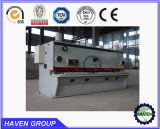 QC12K-16X2500 CNC Swing idraulico Beam Shearing e Cutting Machine