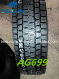 ECE (12R22.5)를 가진 Treadline All Steel Radial Truck Tyre