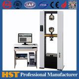 elektronische Prüfungs-Einspaltenmaschine Wds-5 der Dehnfestigkeit-5kn