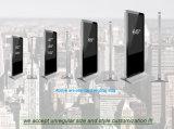 プレーヤー、デジタル表記のデジタル表示装置を広告する43インチLCD