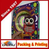 フルカラーのハードカバーの安いカスタム児童図書の印刷