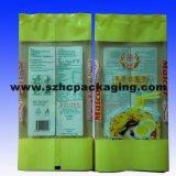 Полиэтиленовый пакет еды, пластичный мешок еды