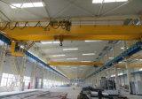 Pont roulant de double poutre de la passerelle 5t de bride de fixation de QD avec les machines de levage d'élévateur électrique pour l'atelier