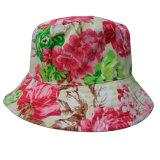 Sombrero del compartimiento con la tela floral (BT027)