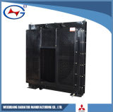 S12r Pta: 미츠비시 발전기 세트를 위한 물 알루미늄 방열기